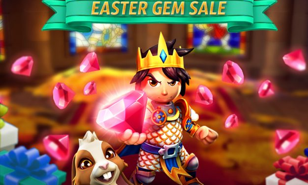 Easter Gem Sale