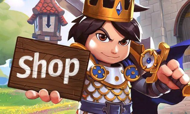 official merchandise shop