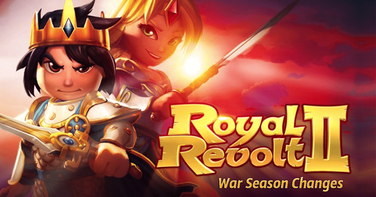 War Season Changes