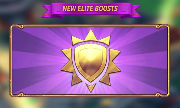 New Elite Boosts