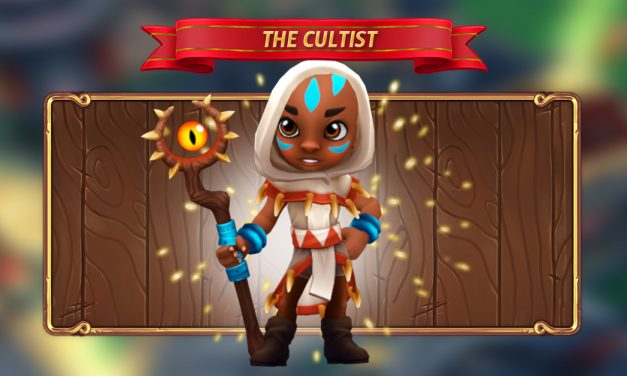 Introducing: the Cultist