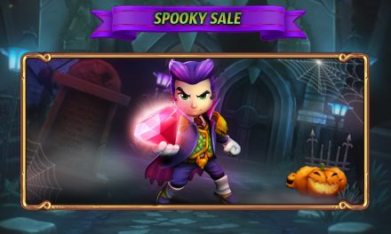 Halloween Gem Sale