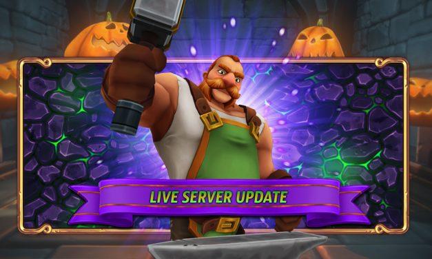 Live Server Update – 29.10.2020