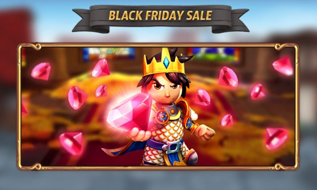 Black Friday Gem Sale