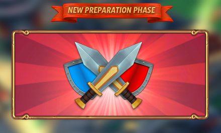 War Season preparation phase