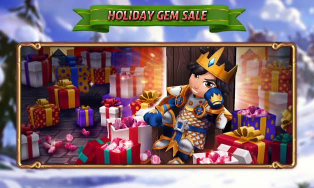 Holiday Gem Sale