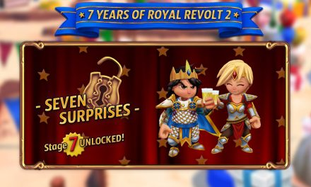 """Final Stage of our """"Seven Surprises"""" journey"""