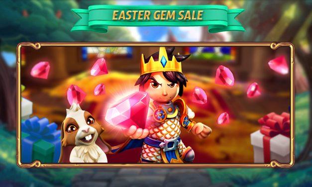 Easter Gem Sale