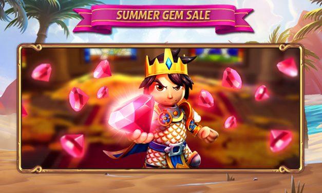 Summer Gem Sale